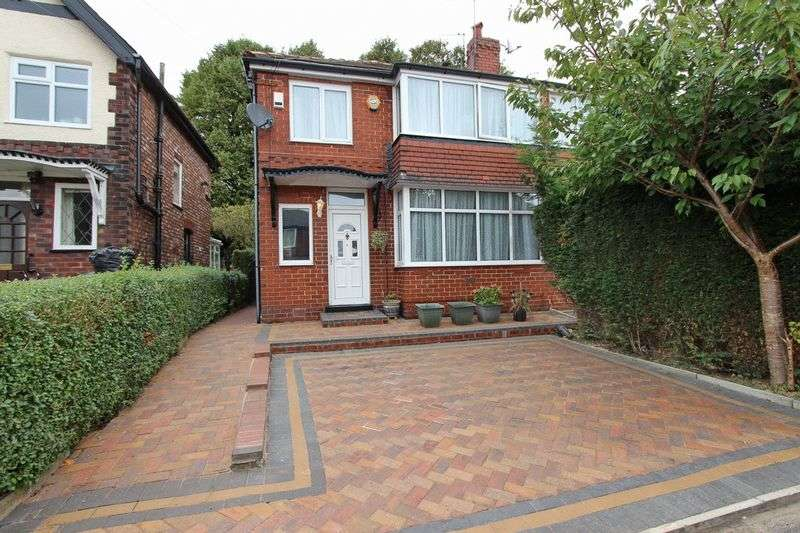 5 Bedrooms Semi Detached House for sale in Newlands Drive, Prestwich, Manchester