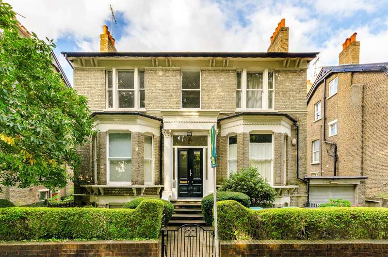 3 Bedrooms Flat for sale in The Park, Highgate, N6