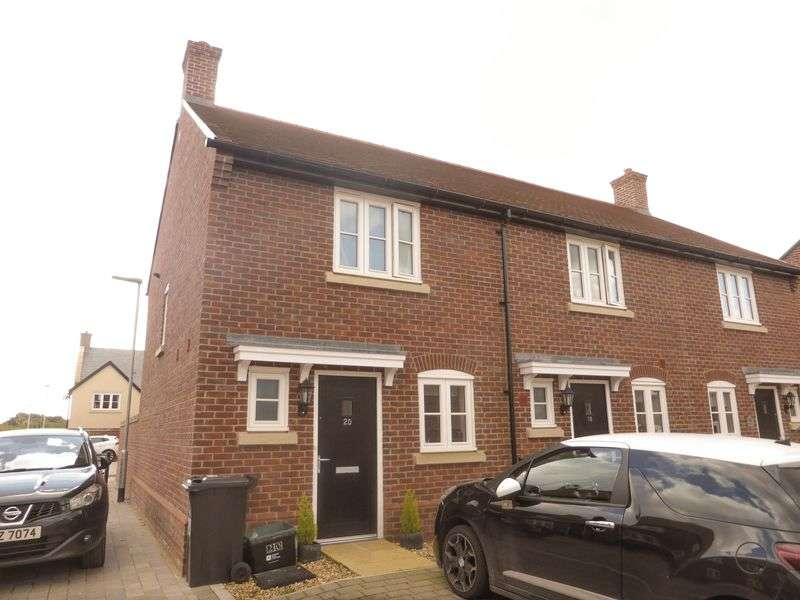 2 Bedrooms Terraced House for sale in Bourke Road, Shepton Mallet