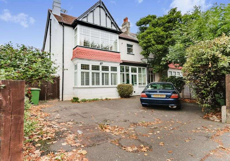 2 Bedrooms Flat for sale in 37 Nightingale Road, Carshalton