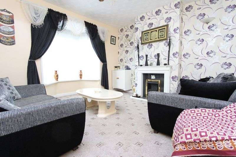 3 Bedrooms Terraced House for sale in Bath Road, Walsall