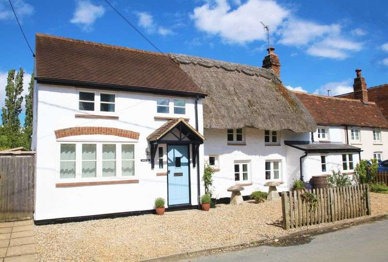 3 Bedrooms Semi Detached House for sale in Shabbington