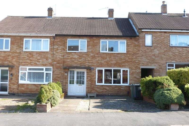 3 Bedrooms Terraced House for sale in Parkdale Road, Thurmaston