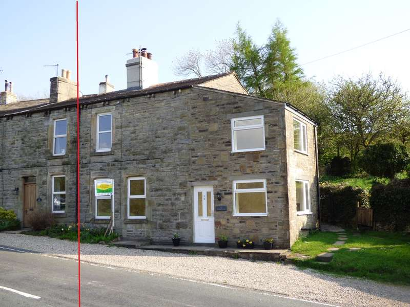 2 Bedrooms Cottage House for sale in 3 Halfway Houses, Hawes