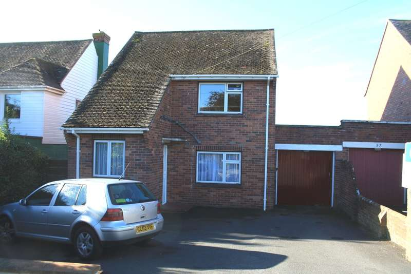3 Bedrooms Detached House for sale in Park Lane, Pinhoe, Exeter
