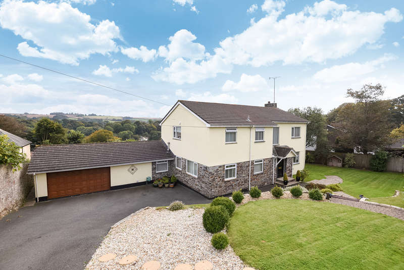 5 Bedrooms Detached House for sale in Bowden Hill, Yealmpton