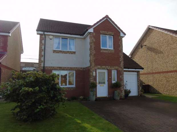 3 Bedrooms Detached House for sale in Lilyloch Gardens, Caldercruix, Airdrie, ML6, Airdrie, ML6