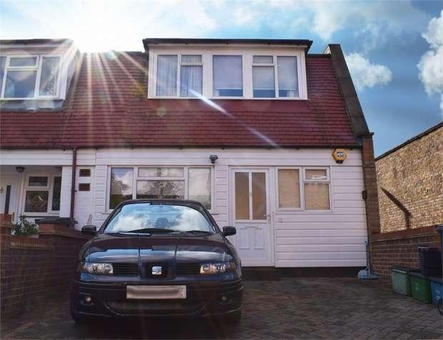 4 Bedrooms End Of Terrace House for sale in Turkey Oak Close, London