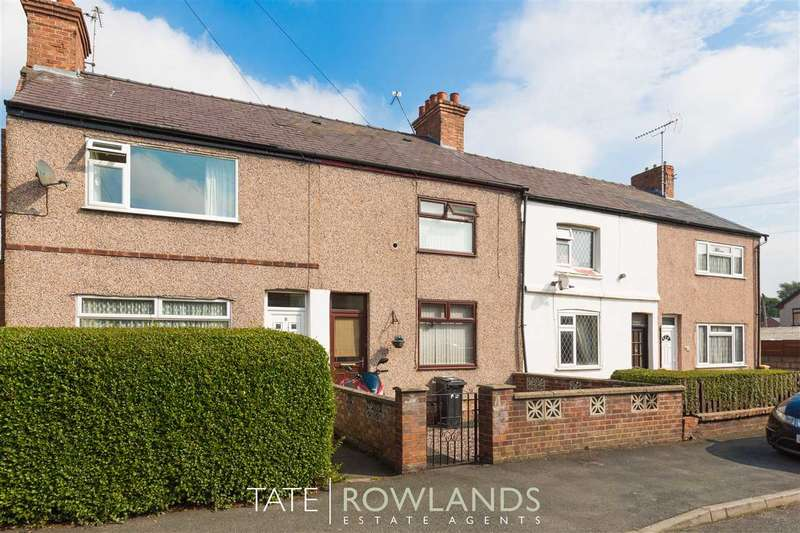 2 Bedrooms Terraced House for sale in Henrietta Street, Shotton