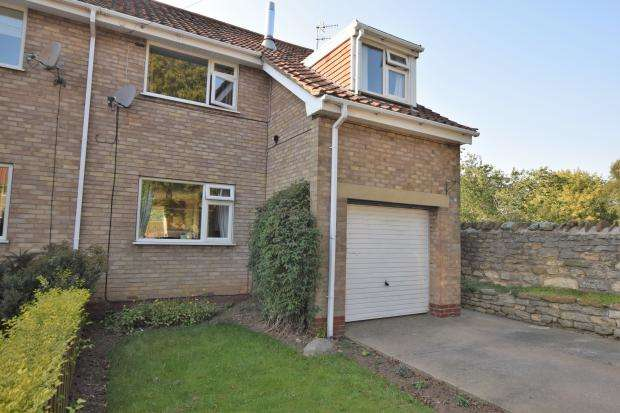 4 Bedrooms Semi Detached House for sale in The Grove, Seamer, Scarborough, North Yorkshire, YO12 4RD