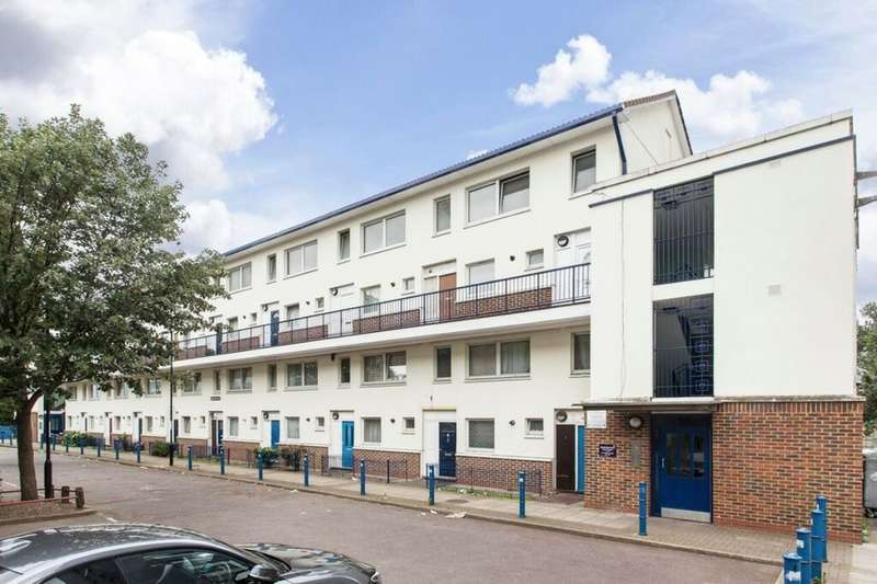 3 Bedrooms Flat for sale in Sanderling Court Abinger Grove, London, SE8