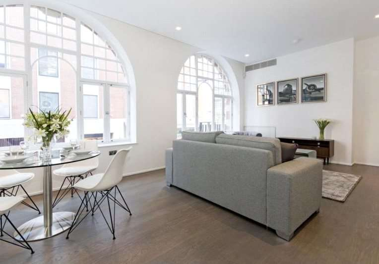 2 Bedrooms House for sale in Eastcastle Street, Fitzrovia, London, W1W