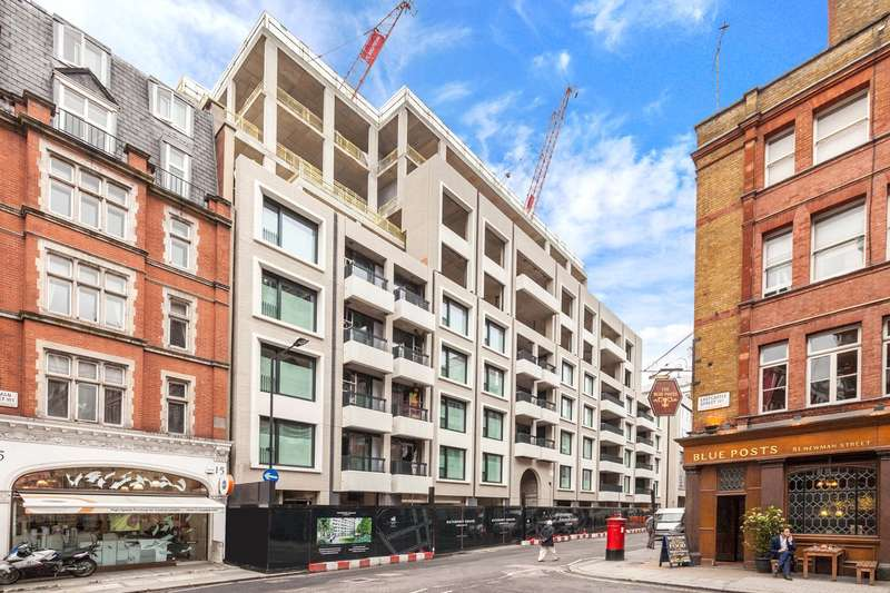 1 Bedroom Flat for sale in Rathbone Place, Fitzrovia, London, W1T