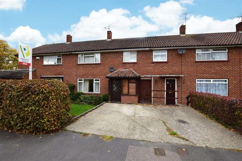 3 Bedrooms Terraced House for sale in Moordale Avenue, Bracknell, Berkshire, RG42