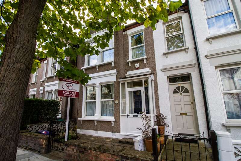 3 Bedrooms Terraced House for sale in Havelock Road, Wimbledon