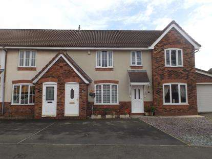 2 Bedrooms Terraced House for sale in Kennett Drive, Leyland, PR25
