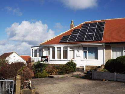 3 Bedrooms Bungalow for sale in Wilson Grove, Heysham, Morecambe, Lancashire, LA3