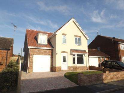 4 Bedrooms Detached House for sale in Trimley St. Martin, Felixstowe, Suffolk