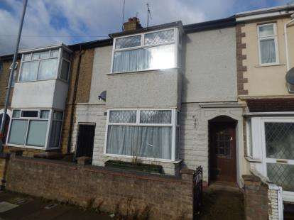 3 Bedrooms Terraced House for sale in Chestnut Road, Abington, Northampton, Northamptonshire