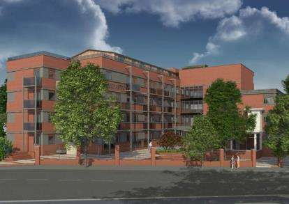 1 Bedroom Flat for sale in One Fifty, 147-149 Victoria Road, Swindon, Wiltshire