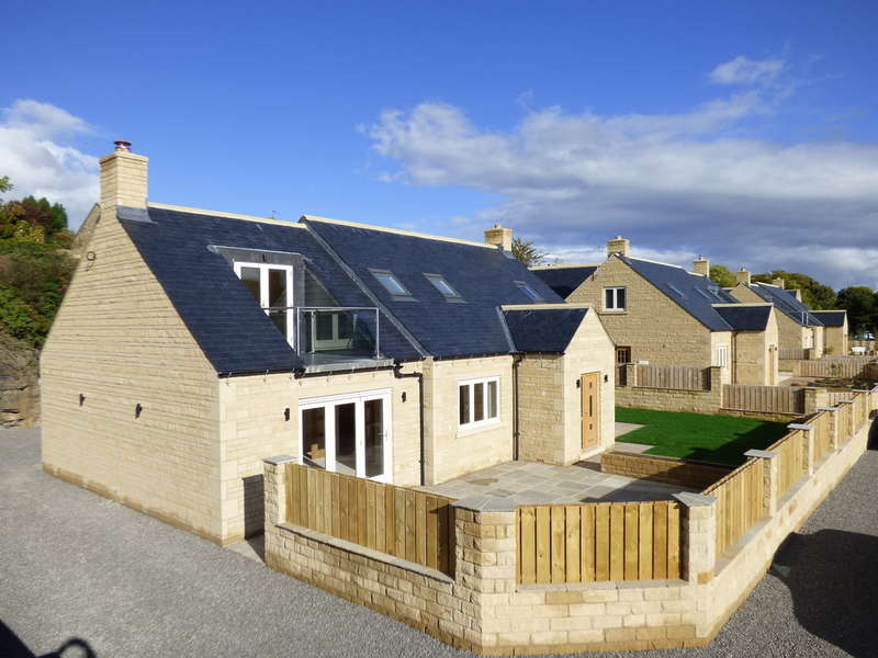 5 Bedrooms Detached House for sale in Middleham View, Plot 4, Harmby, Nr Leyburn