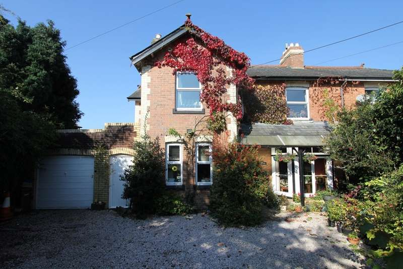 4 Bedrooms Semi Detached House for sale in Parade, Chudleigh