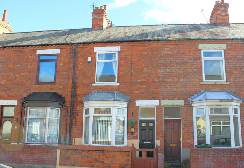 2 Bedrooms Terraced House for sale in Volta Street, Selby