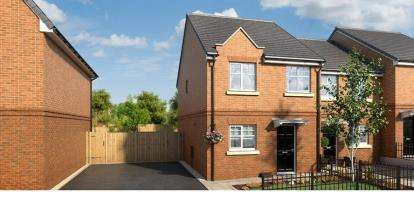 3 Bedrooms Semi Detached House for sale in Cotton Park, Gibfield Park Avenue, Atherton, Manchester