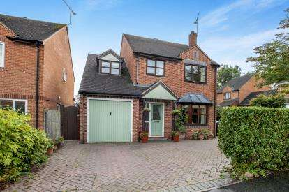 4 Bedrooms Detached House for sale in Hay Meadow, Shipston-On-Stour, Warwickshire