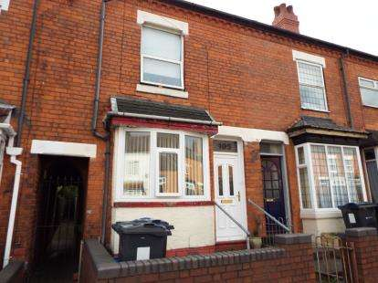 2 Bedrooms Terraced House for sale in Westminster Road, Selly Oak, Birmingham, West Midlands