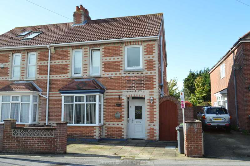 3 Bedrooms Semi Detached House for sale in Grove Road, Elson