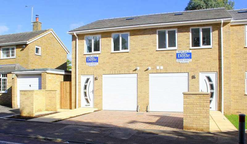 2 Bedrooms House for sale in BRAND NEW 2 BED END TERRACE IN Boxted Road, Warners End, HP1