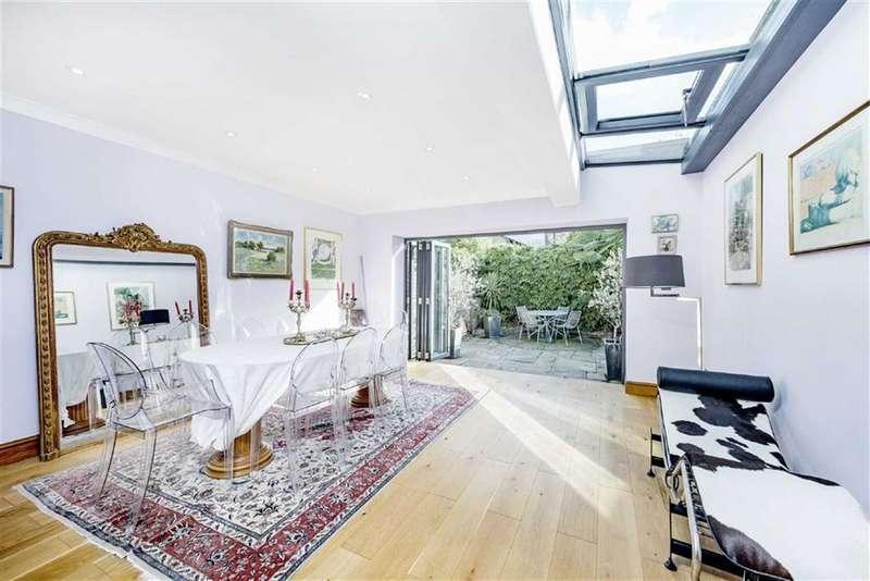 3 Bedrooms Property for sale in Beltran Road, Fulham, London, SW6