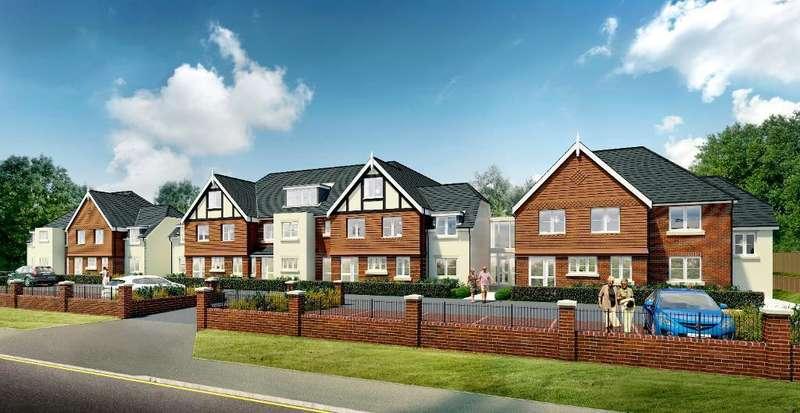 2 Bedrooms Flat for sale in Limpsfield Road, Warlingham, Surrey, CR6 9RL