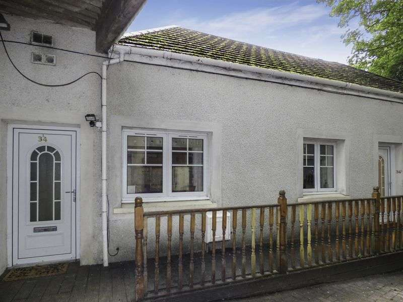 2 Bedrooms Cottage House for sale in 34a East Main Street, Broxburn, EH52 5AE