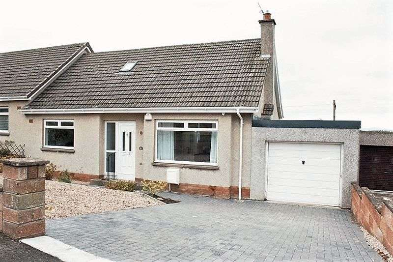 4 Bedrooms Semi Detached House for sale in Cairngorm Crescent, Kirkcaldy