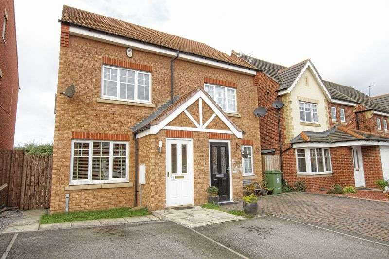 3 Bedrooms Semi Detached House for sale in Hatchlands Park, Ingleby Barwick