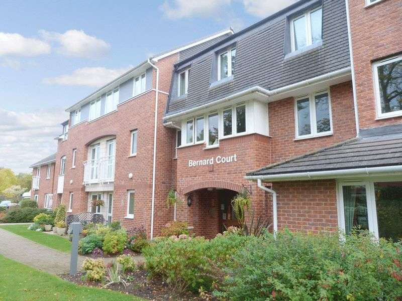 1 Bedroom Retirement Property for sale in Bernard Court, Holmes Chapel, CW4 7EY