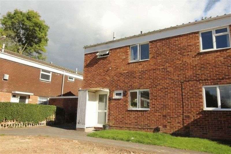 3 Bedrooms Terraced House for sale in Binton Close, Redditch