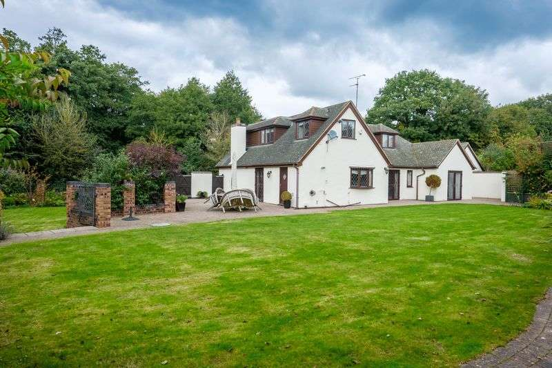 5 Bedrooms Detached House for sale in Claverley, Wolverhampton