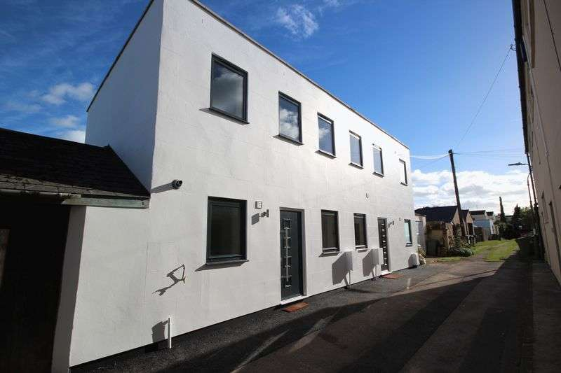 2 Bedrooms Semi Detached House for sale in Off Tivoli Walk, Cheltenham