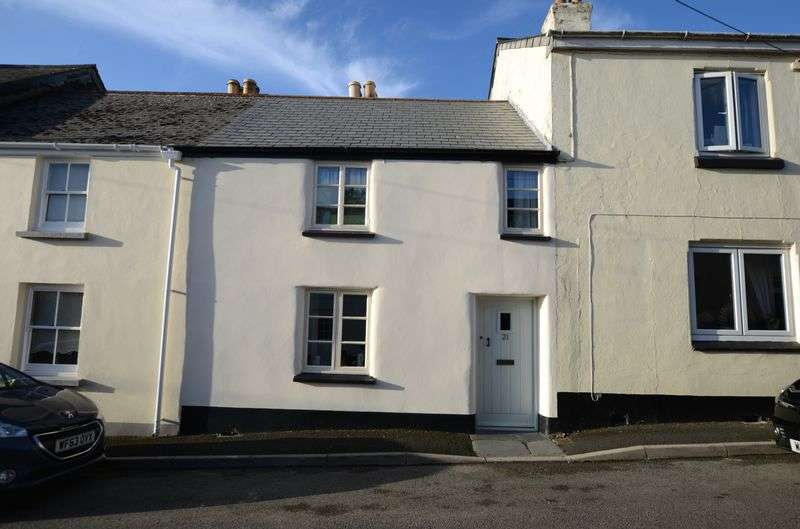 2 Bedrooms Cottage House for sale in Cornwall Street, Bere Alston, Yelverton