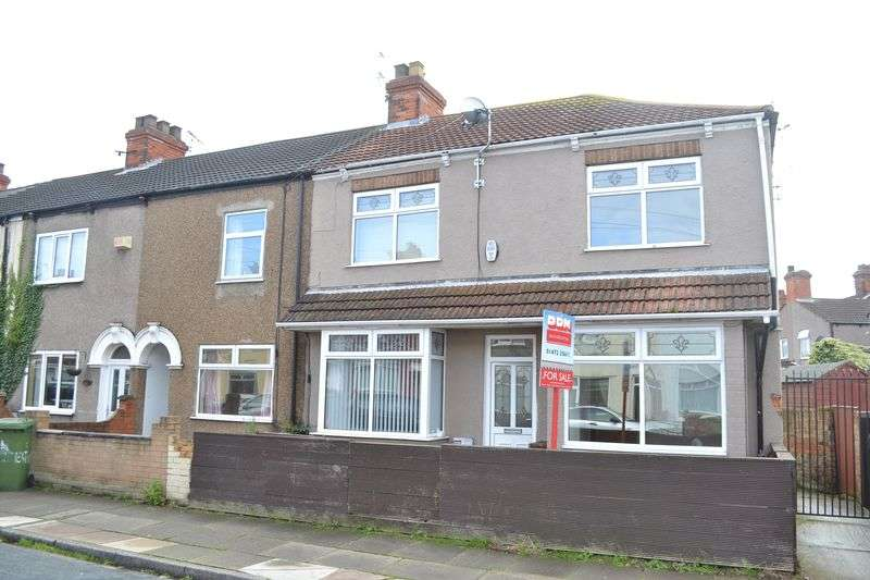 4 Bedrooms House for sale in Freeston Street, Cleethorpes