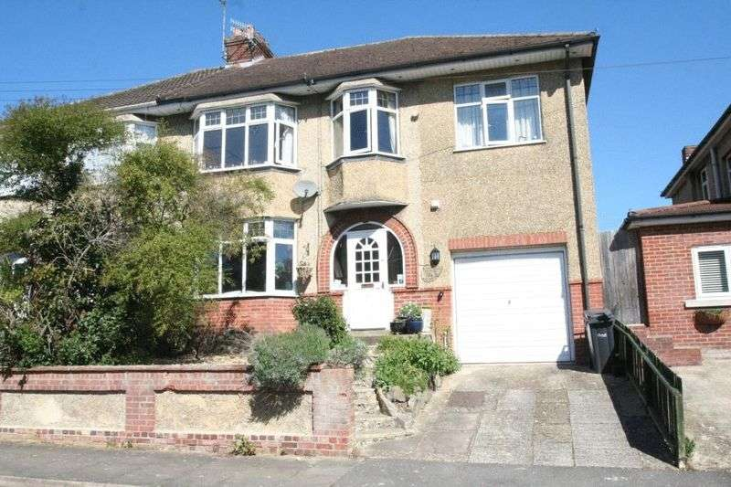 5 Bedrooms Semi Detached House for sale in FEVERSHAM ROAD, SALISBURY, SP1