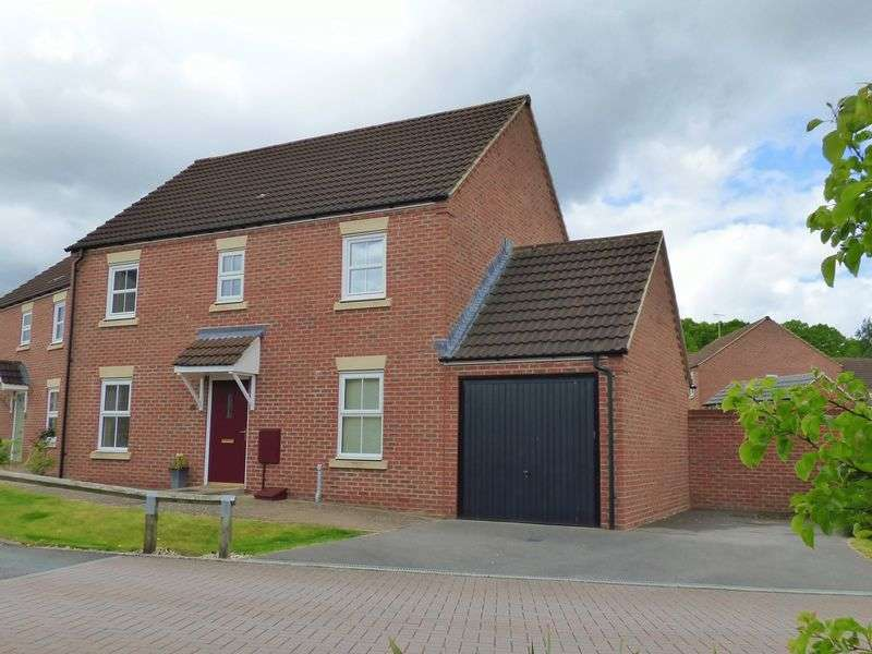 4 Bedrooms Detached House for sale in Marham Drive Kingsway, Gloucester
