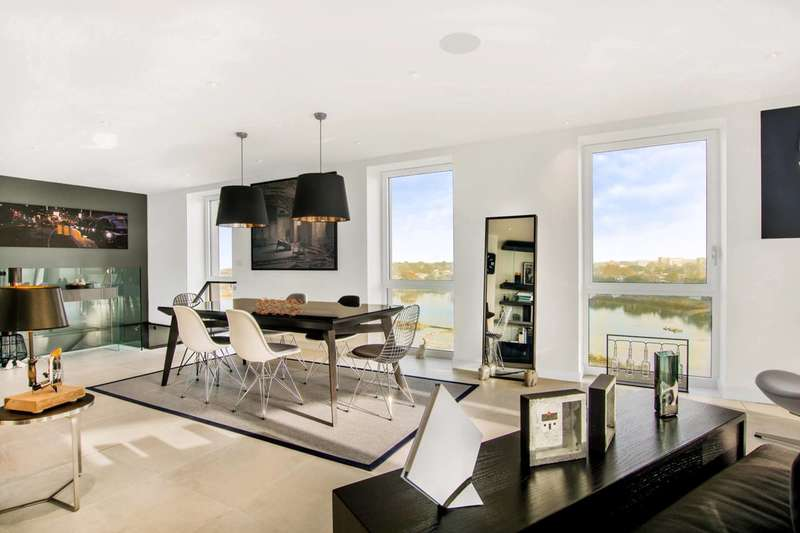 3 Bedrooms Maisonette Flat for sale in Woodberry Down, Stoke Newington, N4