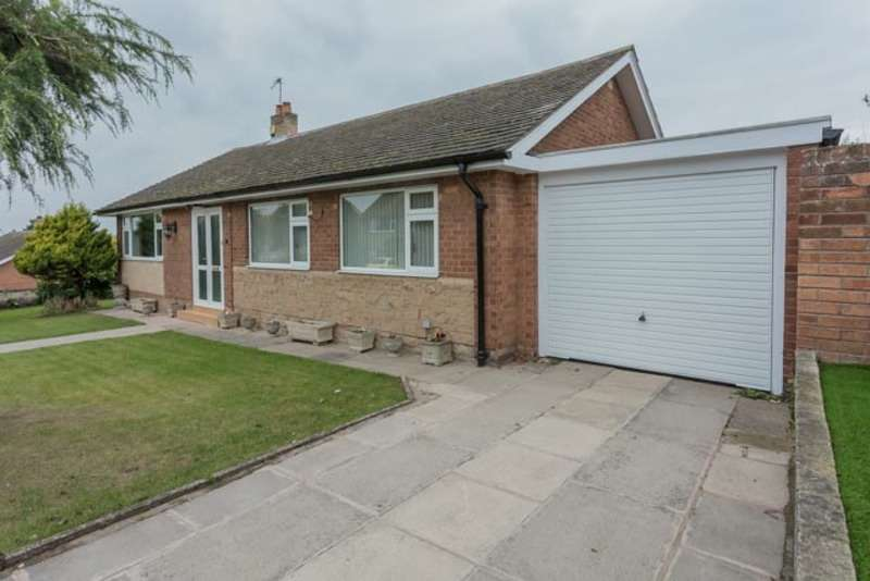 3 Bedrooms Bungalow for sale in Alderson Road, Worksop, Nottinghamshire, S80