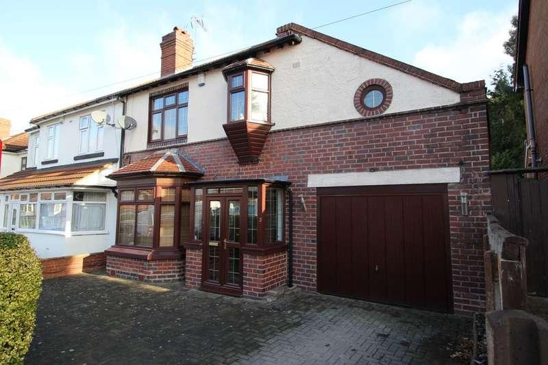 3 Bedrooms Semi Detached House for sale in Bernard Road, Birmingham, B17
