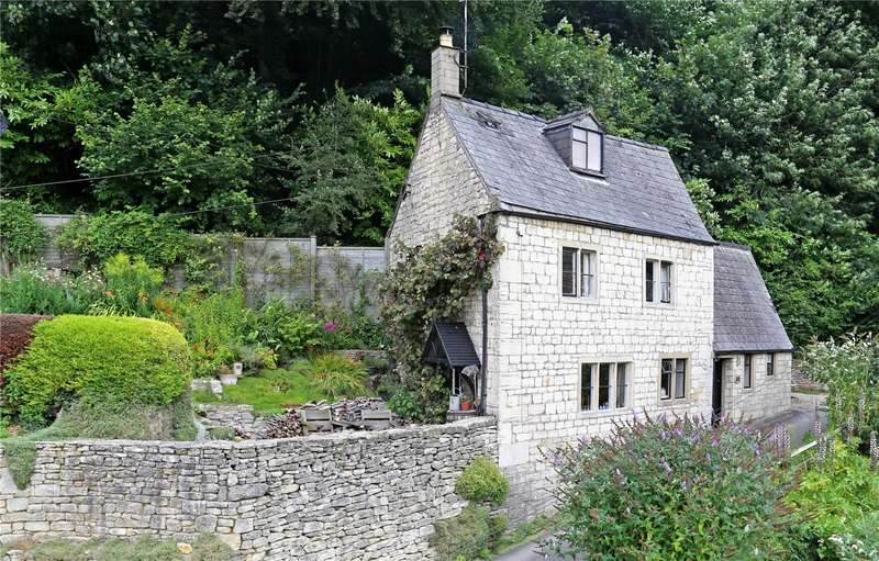 2 Bedrooms Detached House for sale in St. Mary's, Chalford, Stroud, Gloucestershire, GL6