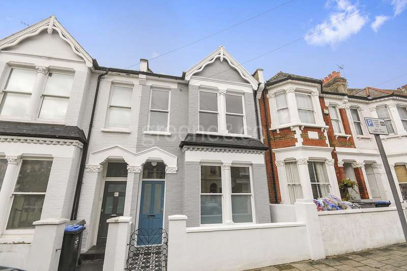4 Bedrooms Terraced House for sale in Kingsley Road, Brondesbury Park, NW6